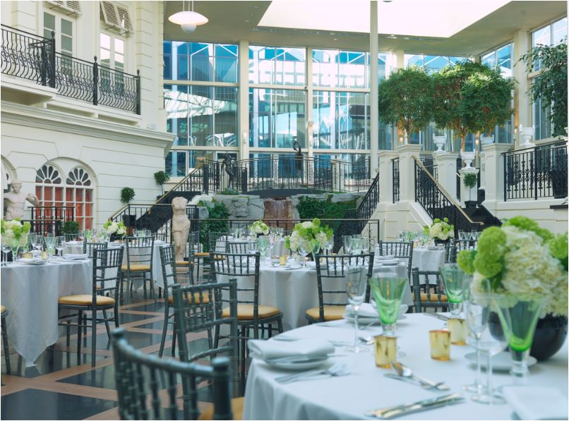 Radisson Blu Heathrow Hotel Wedding Venue London
