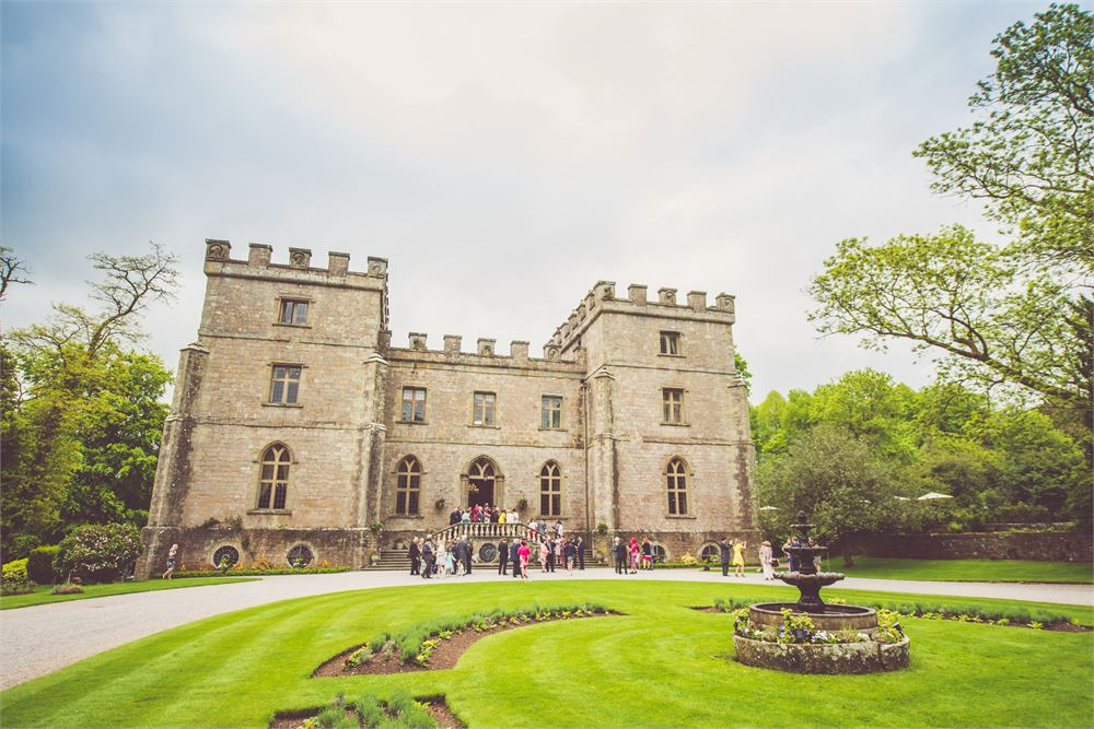 Clearwell Castle Wedding Venue Gloucestershire