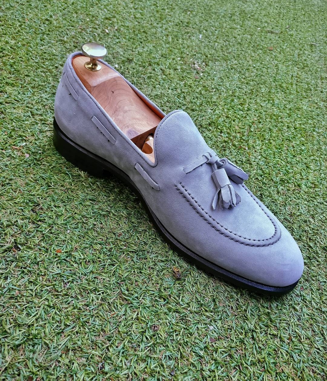 Daniel and Lade Bespoke Wedding Shoes London for Black Grooms BestMan and Groomsmen