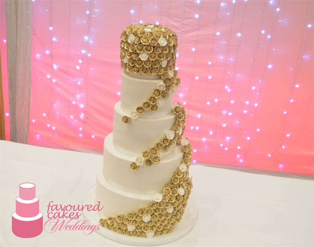 Favoured Wedding Cakes Designer Kent London Essex My Afro Caribbean Wedding
