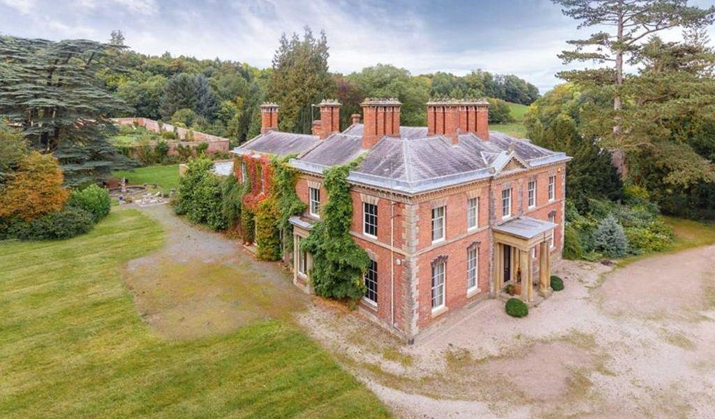 Garthmyl Hall Wedding Venue Shropshire