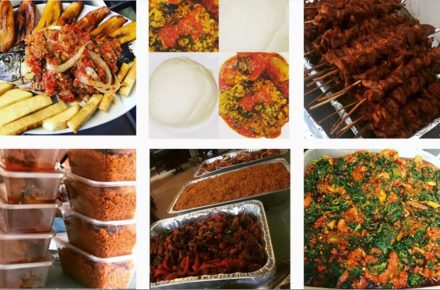 Escape Restaurant and Bar Wedding Catering African Nigerian Caterer My Afro Caribbean Wedding