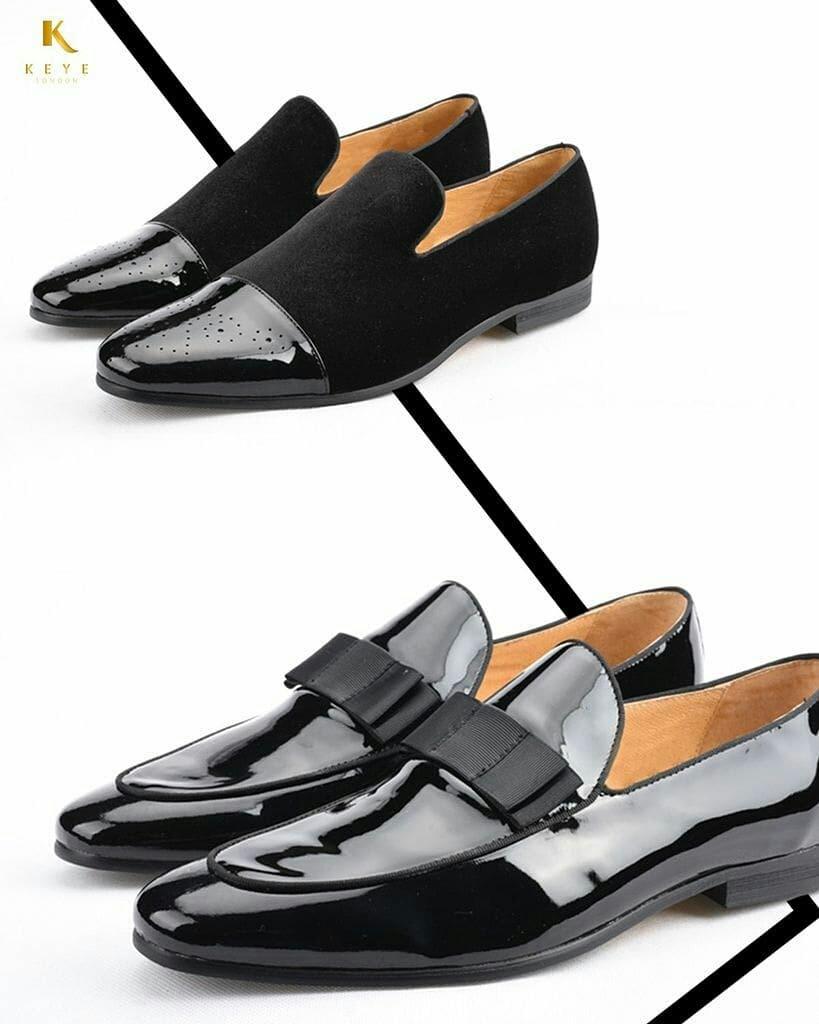 Keye London Bespoke Wedding Shoes Menswear UK My Afro Footwear CaribbeanWedding