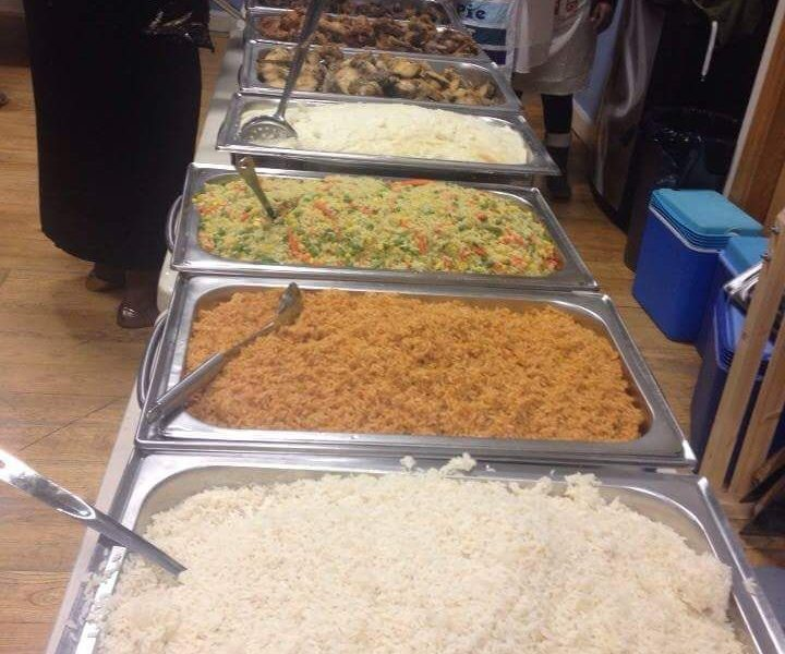 Caribbean Caterers: Sarahs Kitchen African Caribbean Wedding Caterer Liverpool
