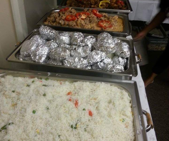 Caribbean Catering: Sarahs Kitchen African Caribbean Wedding Caterer Liverpool