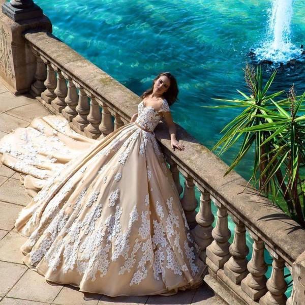 Galia Fahd Wedding Dress Designer Bridal Fashion Couture UK