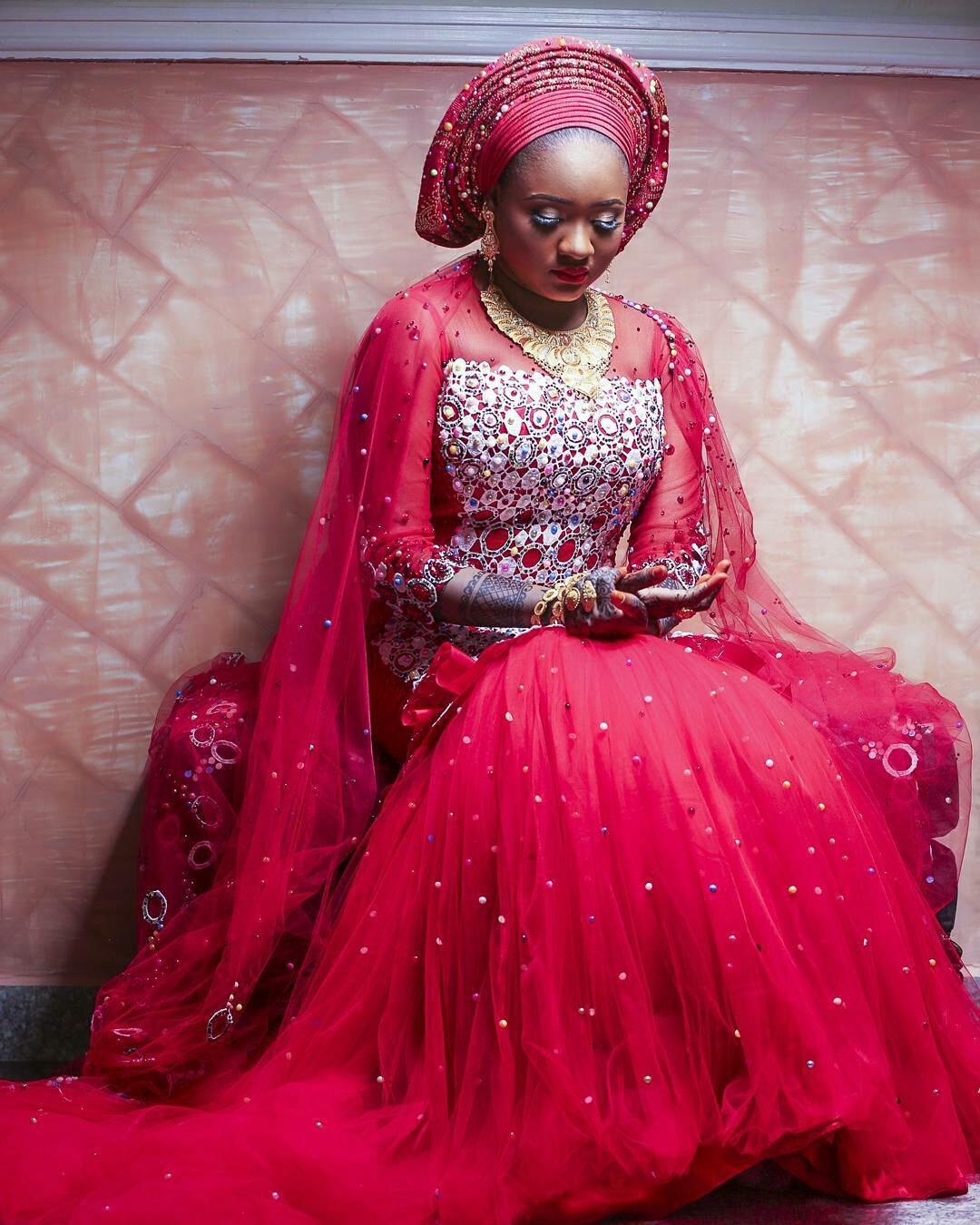 Galia Fahd Traditional Wedding Dress Asoebi Designer Bridal Fashion Couture UK