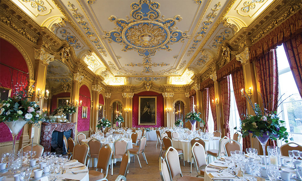 Hylands Estate Wedding Venue Essex
