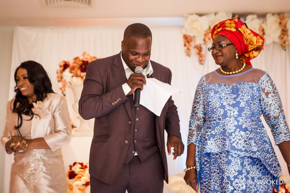 A Dot Comedian Nigerian Wedding Master of Ceremony London for African Weddings