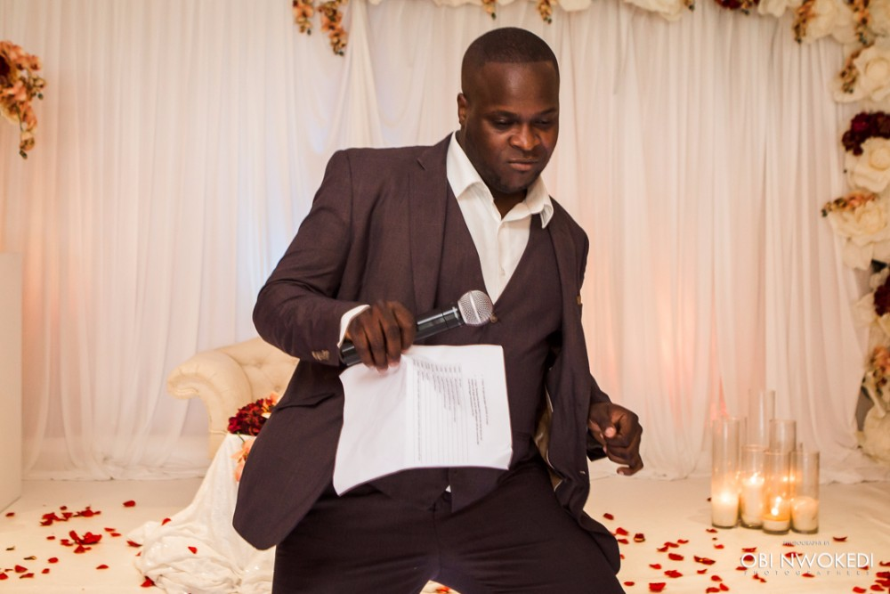 A Dot Comedian Wedding Master of Ceremony London