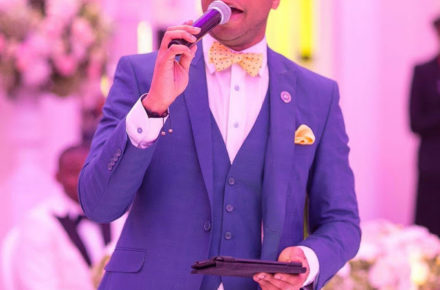 Charles Emeka Nigerian Wedding MC London UK