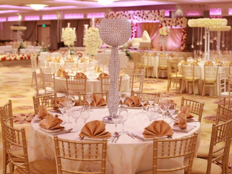 Grand Sapphire Wedding Venue for African Caribbean Weddings London