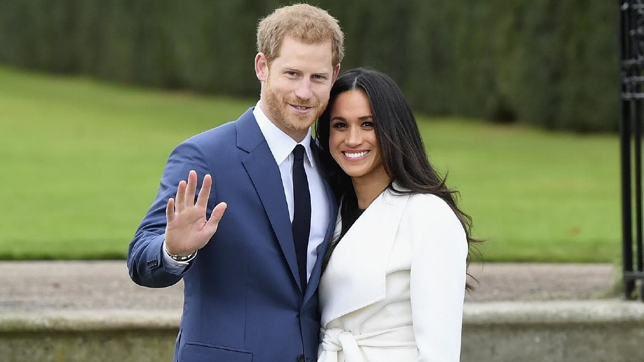 Prince Harry and Meghan Markle - The Royal Wedding 2018