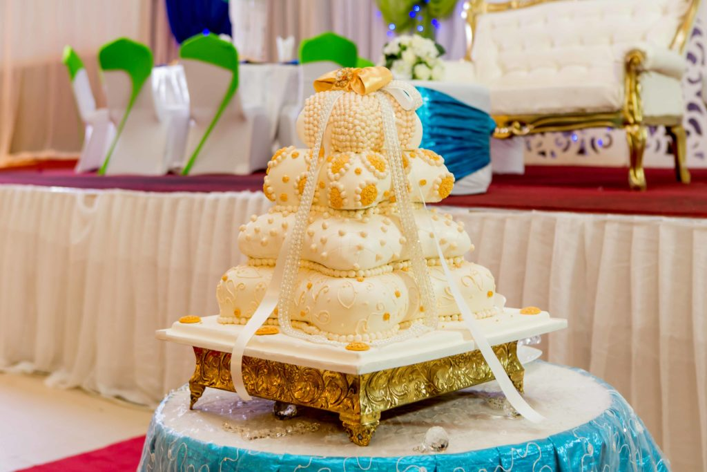 On the Day Afro Caribbean Wedding Coordination Service - Les Eventas ...