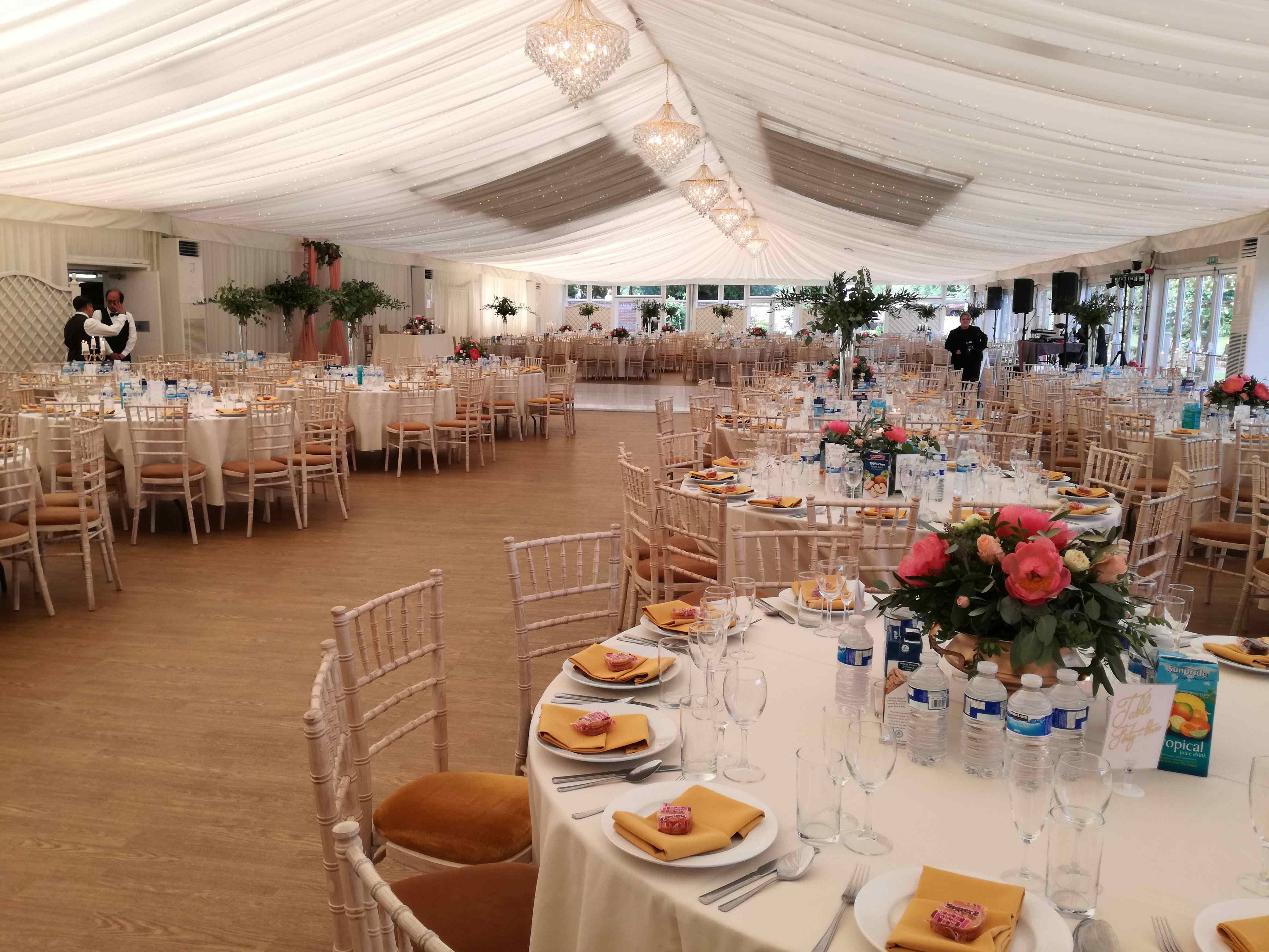 Les Eventas Summer Sale offering 'On the Day Afro Caribbean Wedding Coordination' service