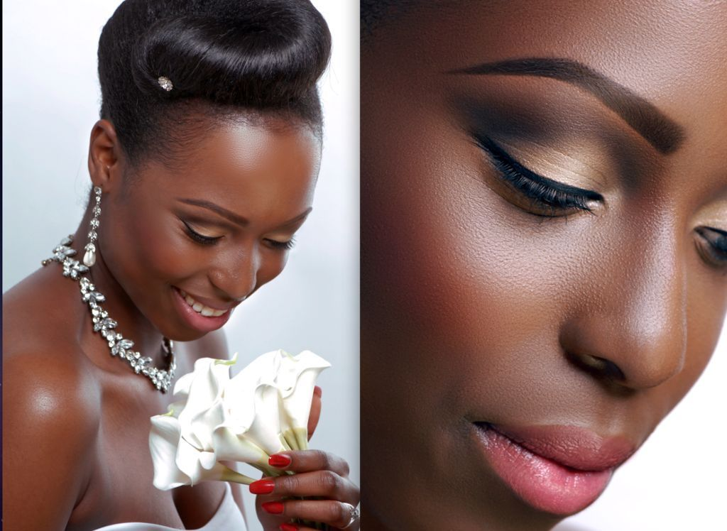 Giselle Makeup Artist Specialising in Black Bridal based in London