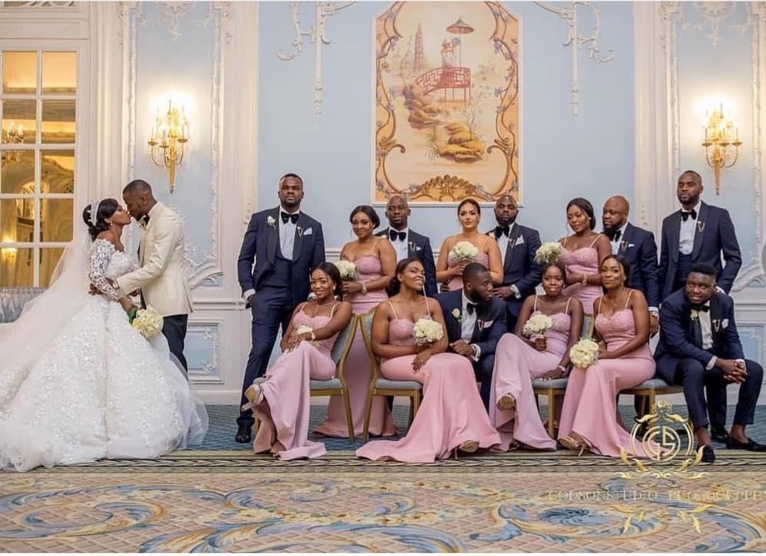 EBP Wedding Planner London for Black Couples