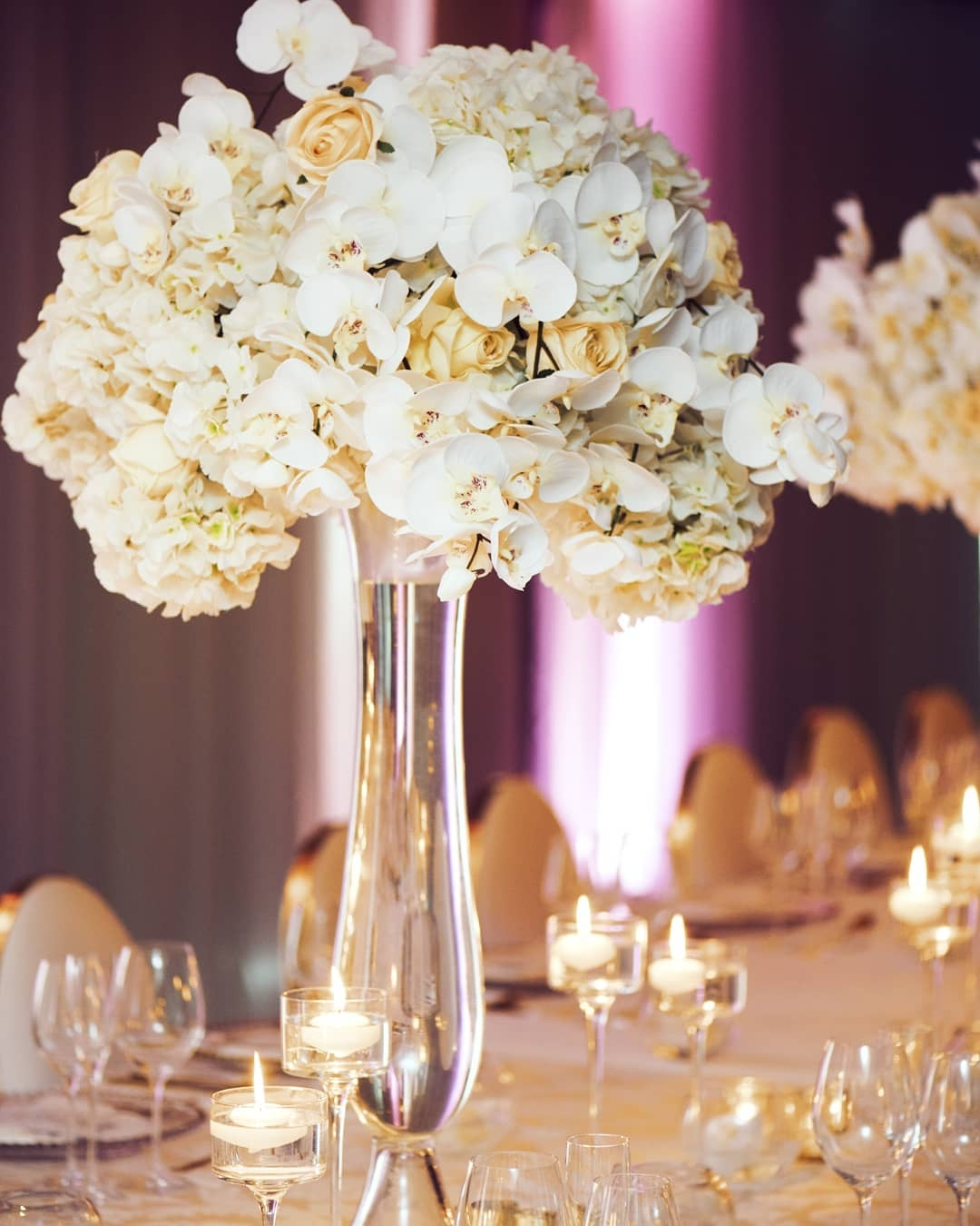 Afmena Events London Wedding Floral Decor and Venue Styling