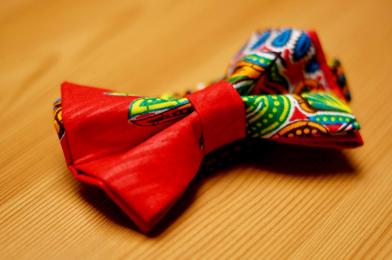 Asikara by Laura Jane African Inspired Wedding Accessories Bow Ties Cravats Head-wraps