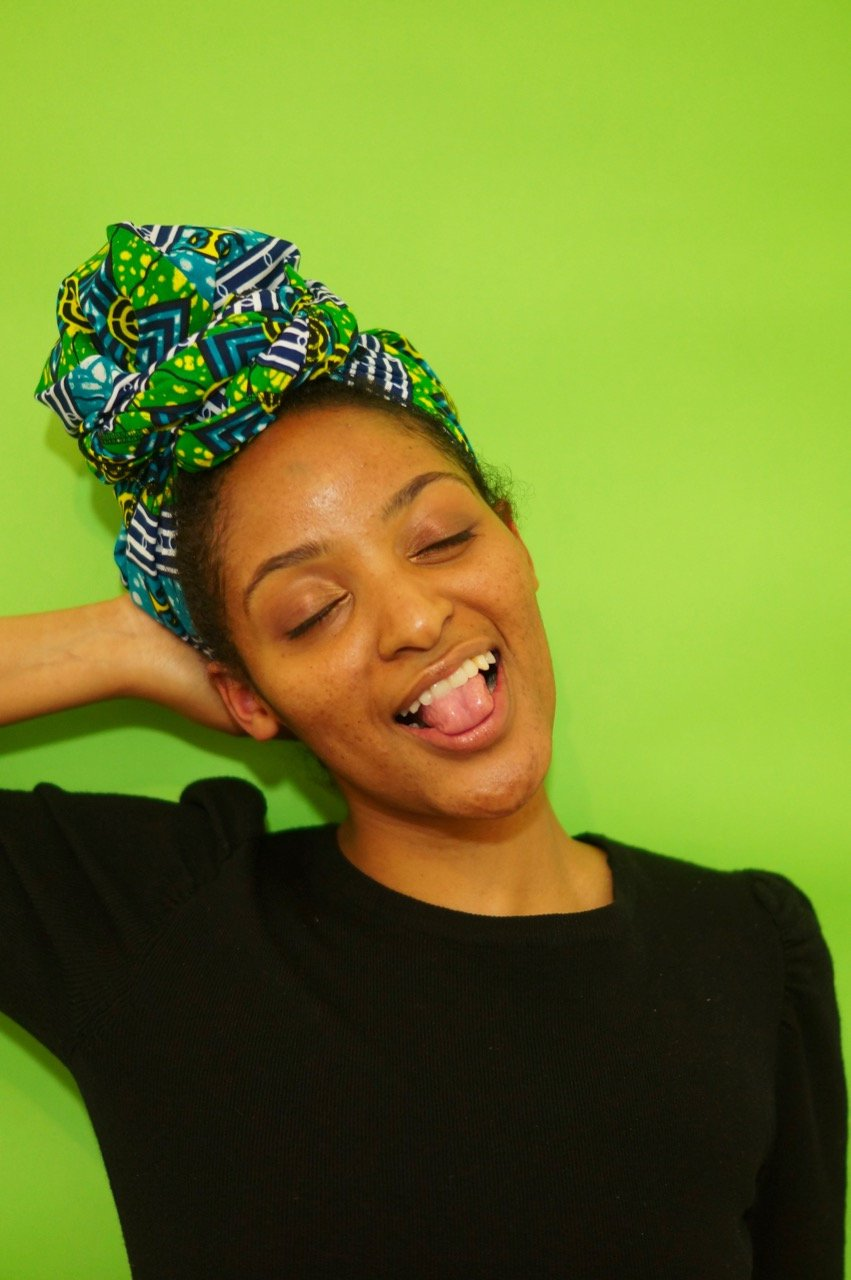 Asikara by Laura Jane African Inspired Wedding Accessories Bow Ties Cravats Headwraps