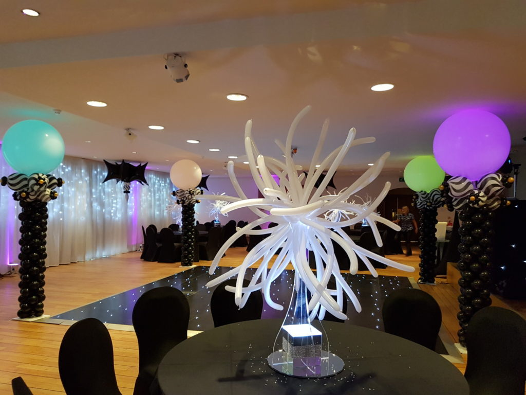 Balloon Inspirations Event Decorator and Designs by Tope Abulude