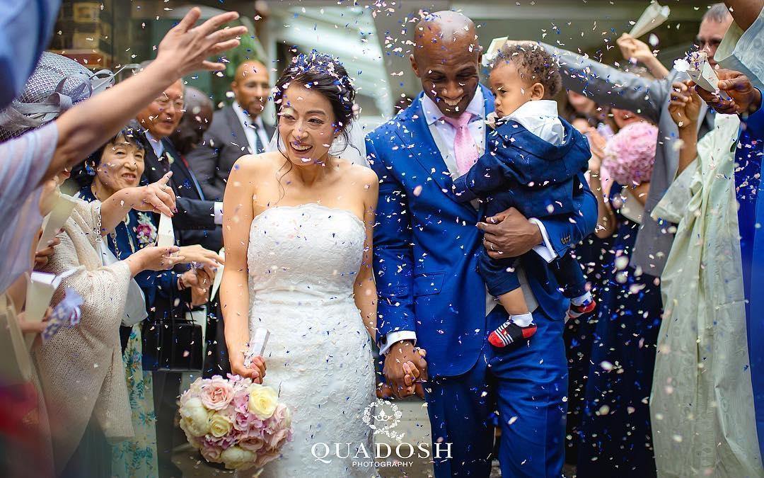 Quadosh Photography - African Caribbean Engagement and Wedding Photographer