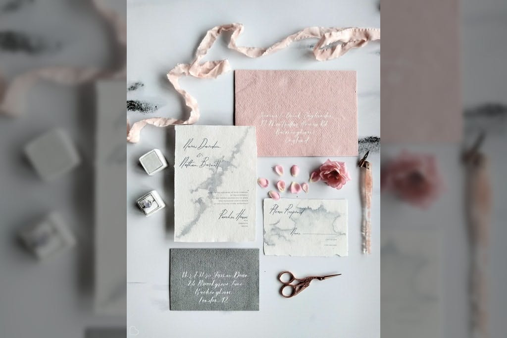 Studio Oudizo Wedding Stationeries and Calligraphy Designs
