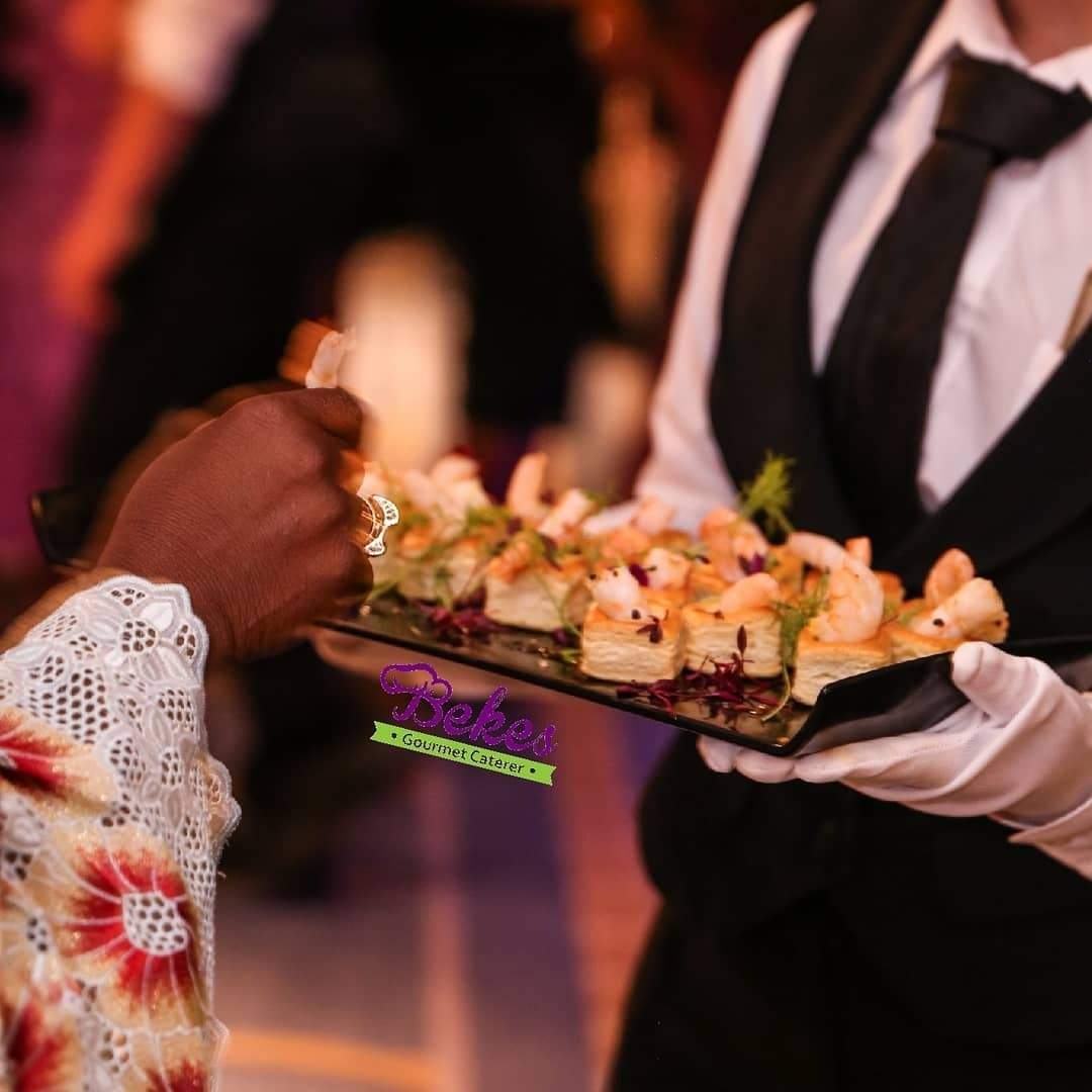 Bekes Caterers African and Caribbean Wedding Caterer