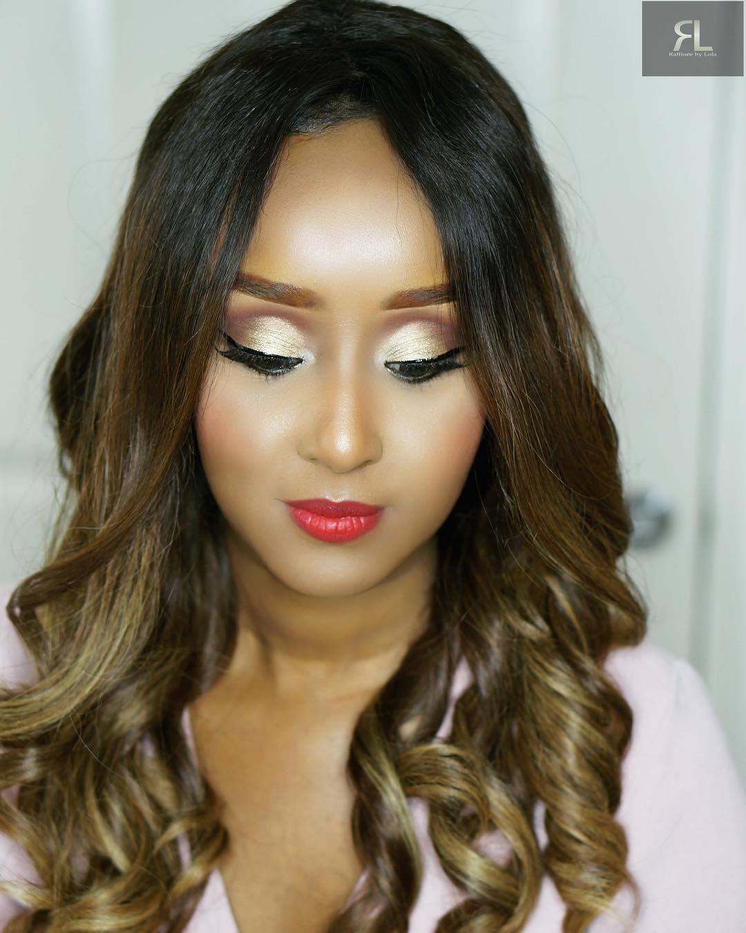 Raffinee by Lola Beauty Black Bridal Makeup Artist