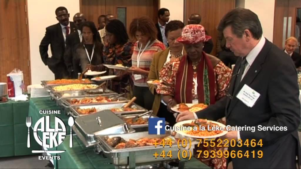 ALaLeke African Caribbean Event Wedding Caterer London