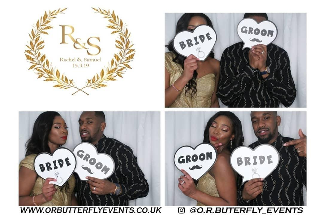 O.R. Butterfly Events Decor and Hire - London and Essex