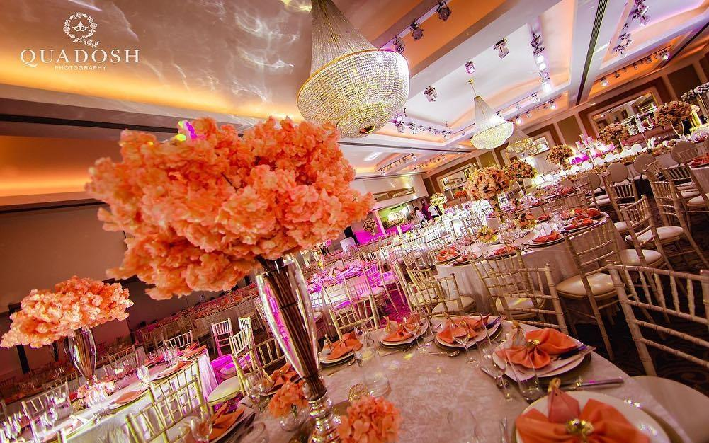 Royal Event Wedding Decorations and Venue Styling Essex and London