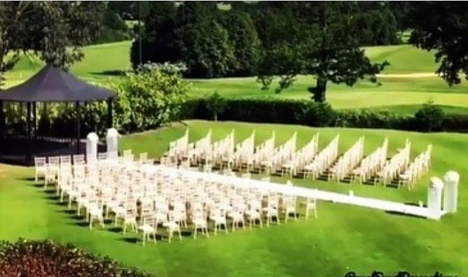 Royal EventOutdoor Wedding Decorations and Venue Styling Essex and London