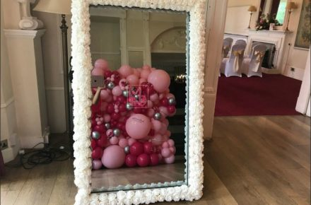Minted Ltd Photo Booth Hire and Rentals for Wedding Events