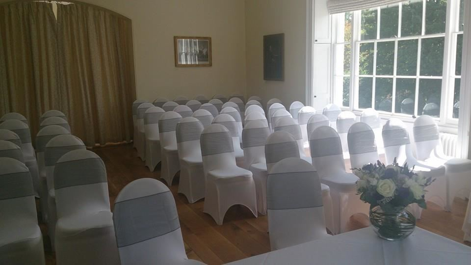 JDA Hire Chair Covers Rental and Events Venue Decoration London