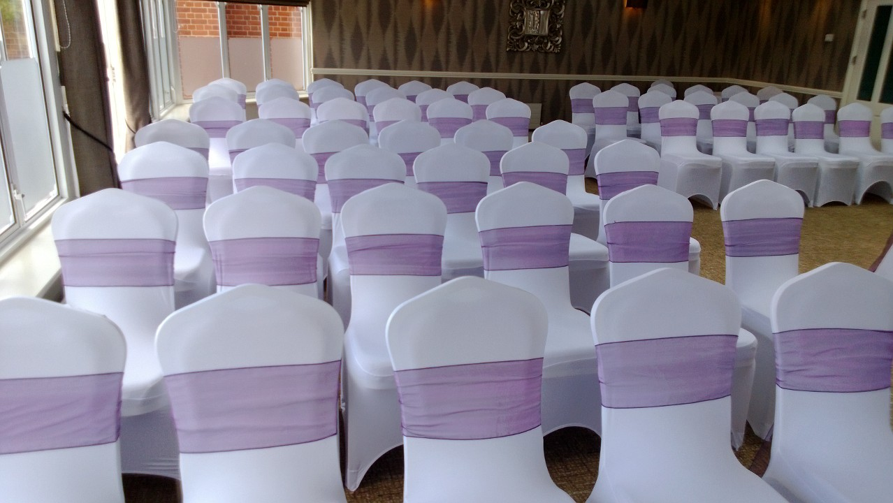 JDA Hire Chair Covers Rental and Events Venue Decoration