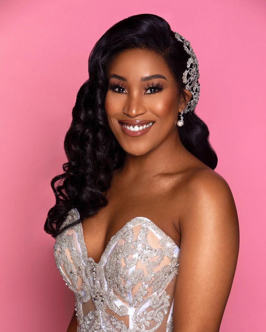 Mana Mumin London Bridal Makeup Artist for Black Skin