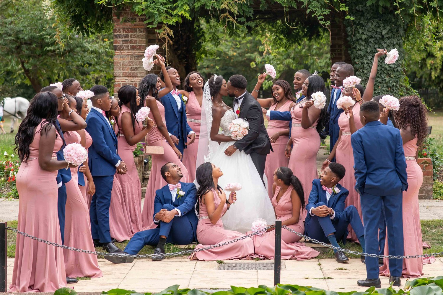 Top 5 Black Wedding Photographers in UK