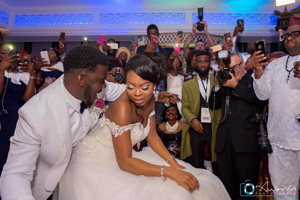 Top 8 Nigerian Event and Wedding Planners in UK