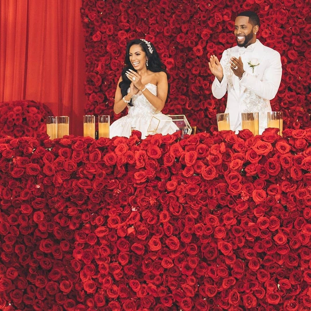 Safaree and Erica Mena's Wedding Shut Down New Jersey Big Time
