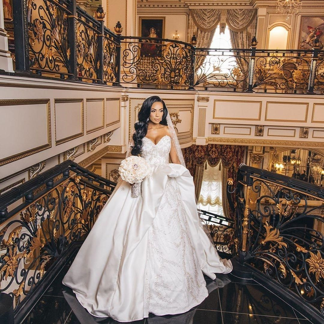 Safaree and Erica Mena's Wedding Shut Down New Jersey Big Time - Dominican Puerto Rican Queen