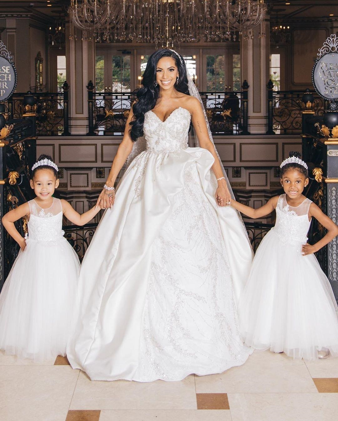 Safaree and Erica Mena's Wedding Shut Down New Jersey Big Time - My Afro Caribbean Wedding