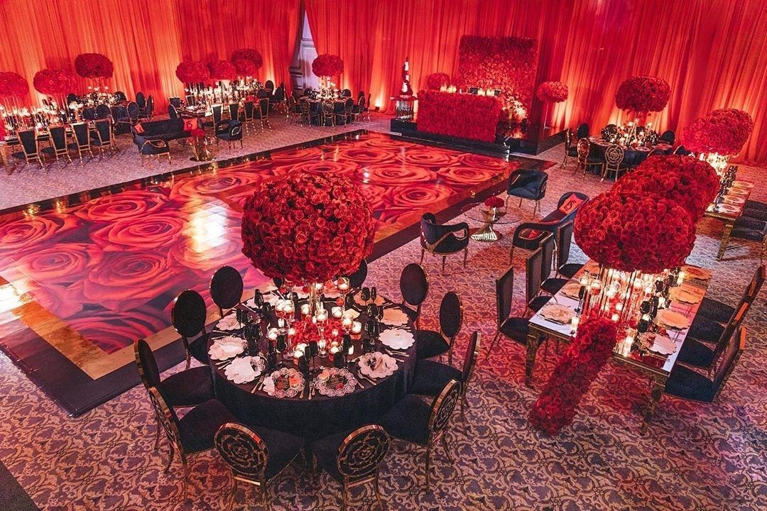 Safaree and Erica Mena's Wedding Shut Down New Jersey Big Time - Wedding Design by Elle Audrey New York