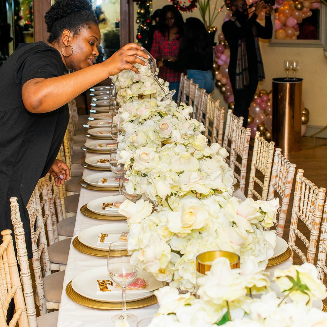 Bailey Events Black and Multicultural Wedding Planner South East and Midlands