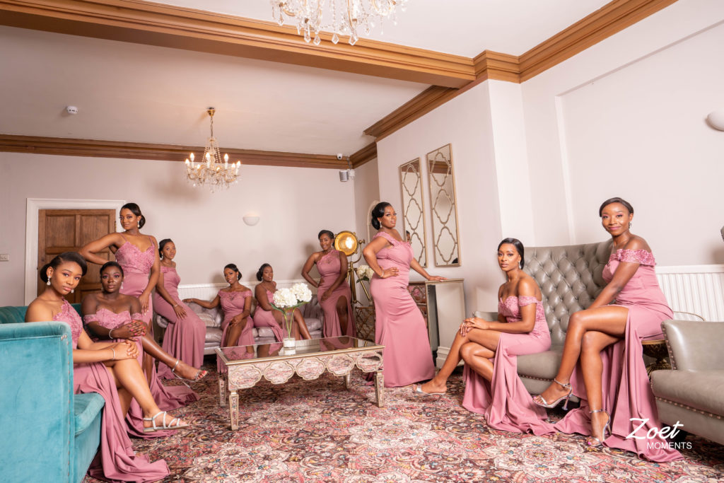 Jarvis Amour Black Luxury Wedding Planner Manchester