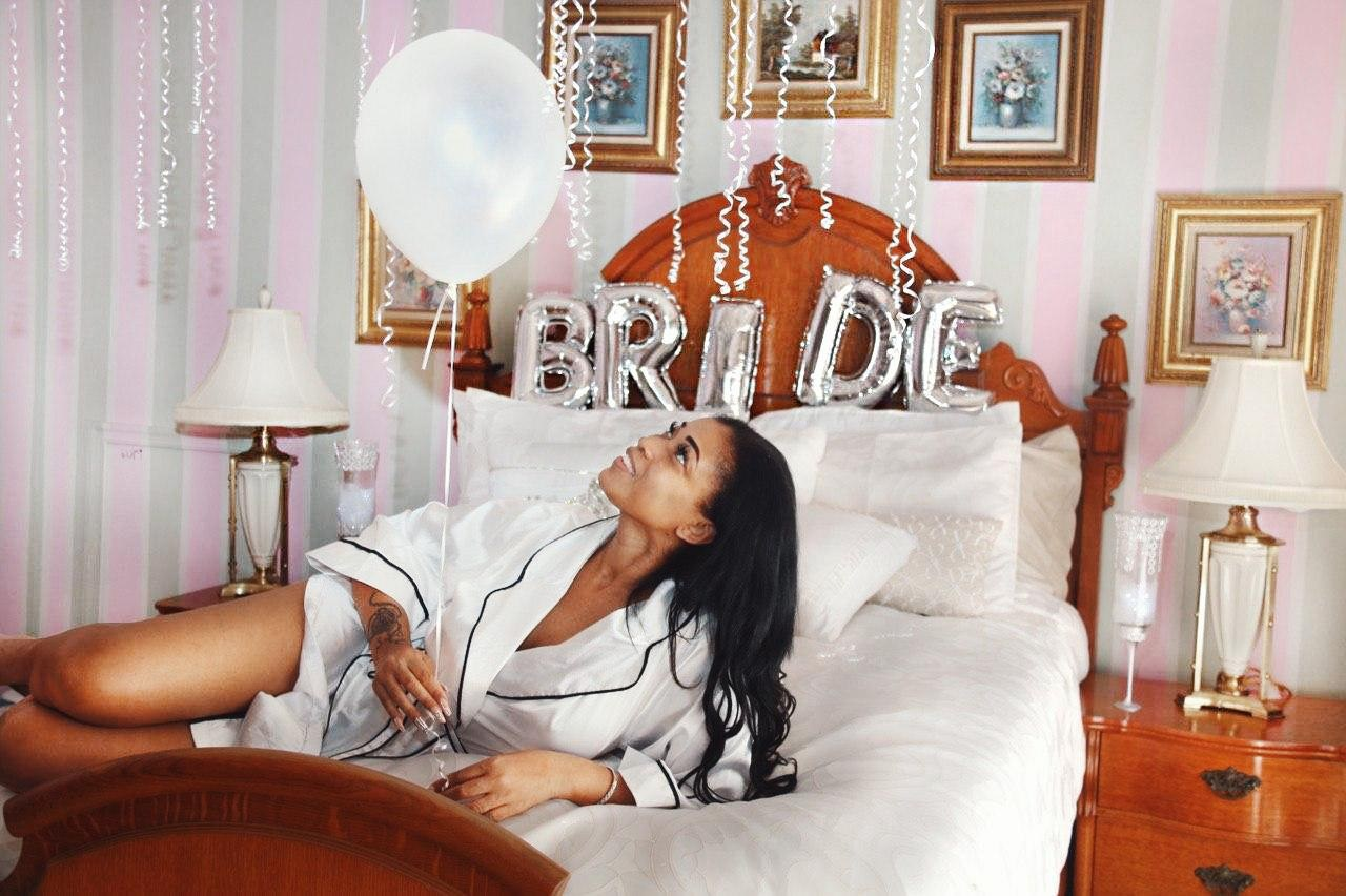 Ricardo and Sadequa Chong's Lit Wedding That Shut Down Florida Big Time