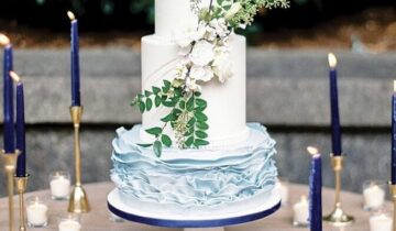 Cakes by Lameeka African American Wedding Cake Designer Georgia