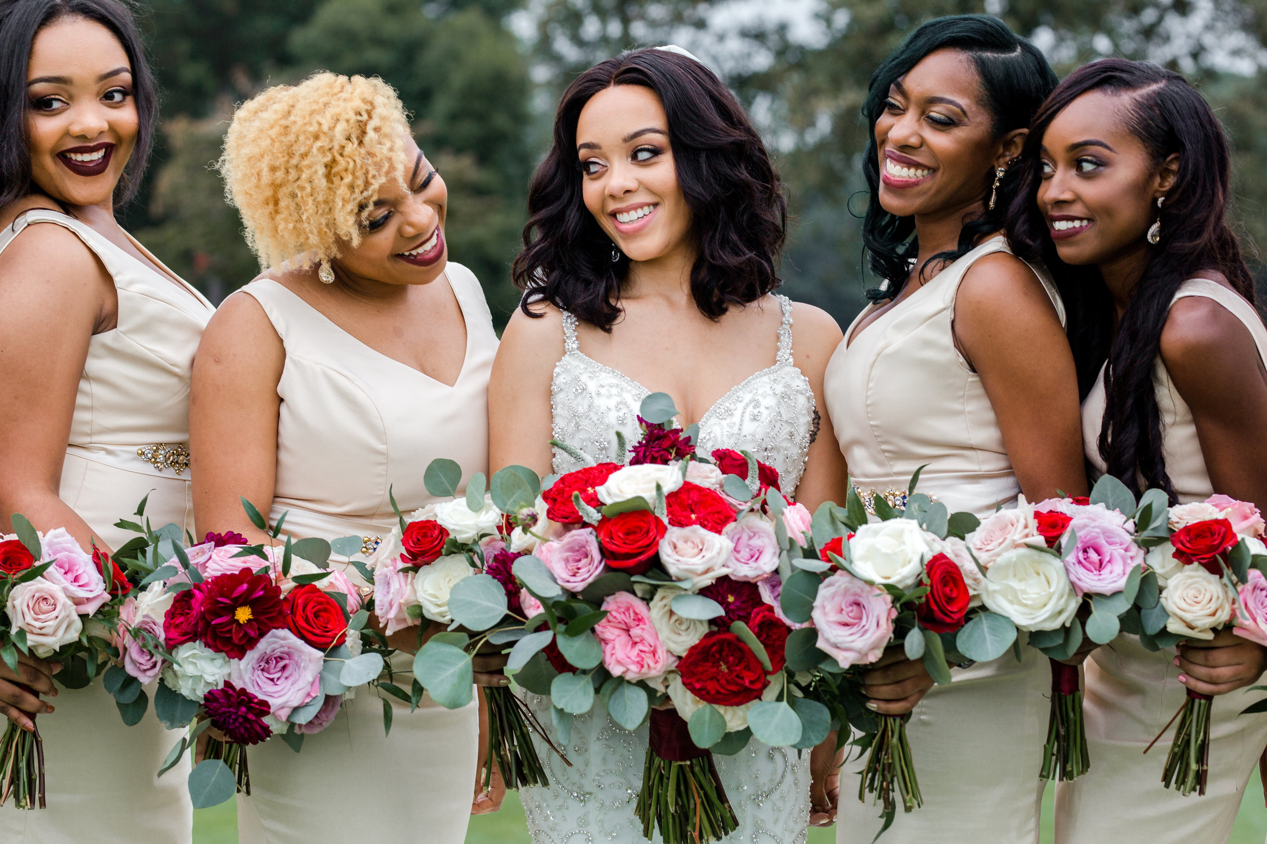 C'est Belle Event Wedding Planner Virginia via My Afro Caribbean Wedding