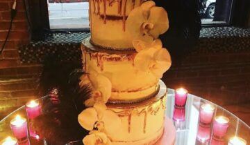 Jadore Cakes New York Wedding Cake Designer