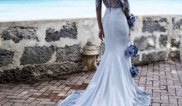Yemi Kosibah Black Bridal and Wedding Dress Designer NY